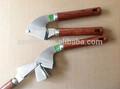 Sd216 hochwertige knoblauch-tool, holzgriff Knoblauch pressen