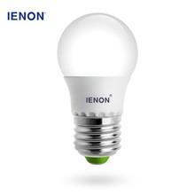 Ienon de ahorro de energía intermedio 3w base bombilla led/gu10 bombilla led