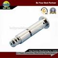 La costumbre china estándar cnc piezas torneadas, torneado cnc con servicios de alta calidad