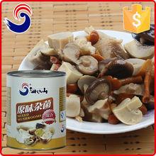 China brand name of mushroom cheap canned palatable food