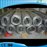 chemical radiation protection lead sheet