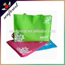 reusable non woven polypropylene tote bag/non-woven tote bag