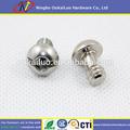 Pf11 PEM redondas piezas / cautivo Panel tornillo en la cabeza de colores / Panel sujetadores