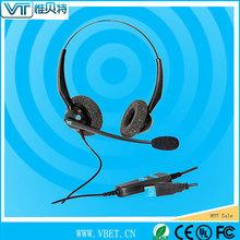 Wireless Communication advanced ergonomic 3.5mm wired headset