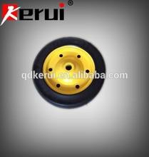 wheel barrow solid rubber wheels