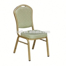 selling metal folding chair pads stacking banquet chairs iron modern design hotel chair