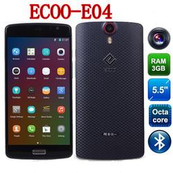 "Original 5.5"" FHD ECOO E04 MTK6752 64bit Octa Core Android 4.4 Mobile Phone 2GB+16GB 16MP 8.0MP1920*1080P Mobile Cellphone"