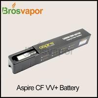 2015 hot selling aspire e cig high quality Aspire CF VV+ Battery