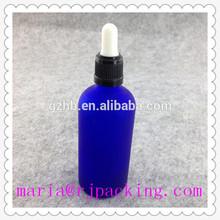 50ml perfume glass bottle glass bottle pepper sauce/100ml essential oil glass dropper bottle