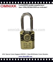 Anti-Universal Burglar Key U Padlock AL-50 for Motor Bikes