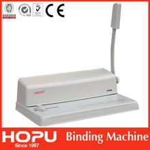 Desktop Coil binding machine easy operation