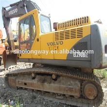 Original used volvo excavator for sale / Good quality used volvo ec290 excavator for sale