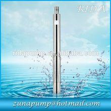 QJ SP 4 inches deep well pump, farm irrigation pump,submersible pump