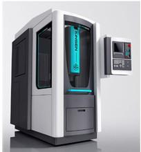 MTM90 CNC Vertical Dental Restorations CAD CAM Milling Machine Manufature
