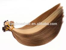 excellent quality pre-bonded hair extension itip utip vtip falt tip hair