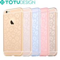 TOTU Soft Series Phone Case for iphone 6, Fancy Bulk TPU Cell Phone Case