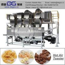 Automatic Cereal Breakfast corn flakes production line/corn flakes processing machine/ pop corn machine