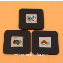 Top Quality Home Decor Metal Customized Souvenir Fridge Magnet