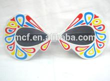 Carnival festival funny crazy party funny safety eye glasses frame PG-0026