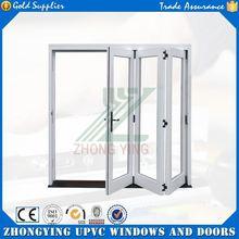 Thermal break design sliding and folding window