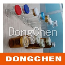 Antibiotic injection 10ml moulded small glass bottle vial