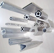 Aluminium Sigma profile-6063-T5, square,hollow,hexagon, solid, flat,angle etc shapes