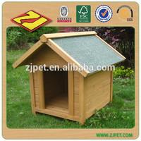 Popular Design Wooden Dog House DXDH004