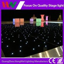 2014 27CH 16 line LED Dance Floor,bearing 1600KG rgb led used dance floor for sale