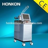 HONKON-10600ZH ablative skin reconstruction fractional laser co2 machine