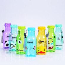 Petolar gifts 350ml pet juice plastic juice bottle