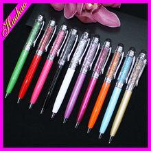 2015 promotional diamond+tip+engraving+pen+stylus,metal diamond stylus pen,crystal bling touch pen