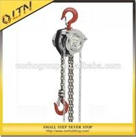 0.25T High Quality Manual Hoist/chain block/hoisting grip
