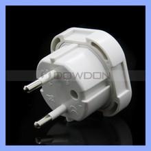 Professional Power Plug Korea Standard 2 Pin Adapter Plug Converter 16A 240V US Korea Power Plug