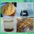 Clarification de l'eau isogarantie pfs
