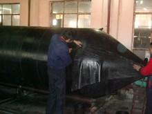 JINZHENG brand /SHOUGUANG Military Patrol Boat Launching And Landing Marine Airbags