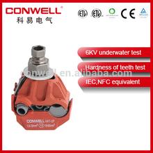 underwater test insulation piercing connector wenzhou fastening