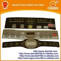 Customized Tactile Membrane Switch Keypad Membrane Keyboard