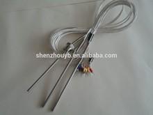 Platinum Thermistor PT100 Sensor For Industrial