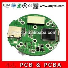 94v0 pcb board assembly manufacturer round pcb assembly