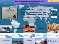 Freight Forwarder from China to New York, USA