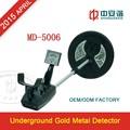 Alta profundidade 3.5 m detector de metal underground para distinguir metais ferrosos e não- ferrosos metal