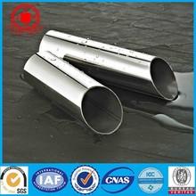 foshan manufacturer welded stainless steel pipe& tube