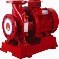 High Quality Fire Fighting Truck Water Pump
