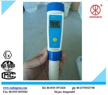 PH20 high accuracy Digital pH Meter Tester LCD Monitor + 2 Buffer Solutions for Hydroponics