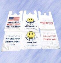 plastic bag, T-shirt bag, fruit bag