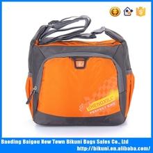 Wholesales online outdoor colorful nylon shoulder bag messenger men and women bag