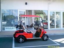 4 SEATS ELECTRIC Golf cart/golf buggy, electric shuttle bus, electric vehicle, EG2026K