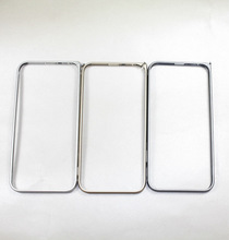Perfect design metal bumper for samsung galaxy s6 Factory price