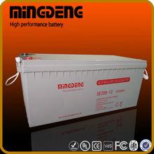 MINGDENG solar powered battery chargers 12v 150amp solar heater battery
