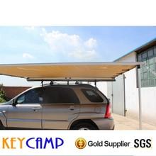 Aluminium folding arm caravan car awning for sale